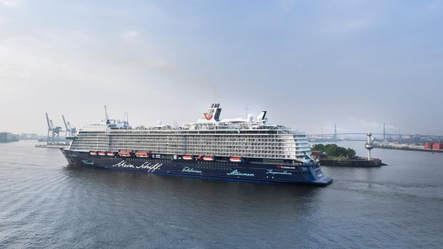 Top-ranked TUI Cruises launched Mein Schiff 6 this year