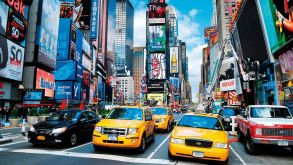 New York remains a top destination for Germans