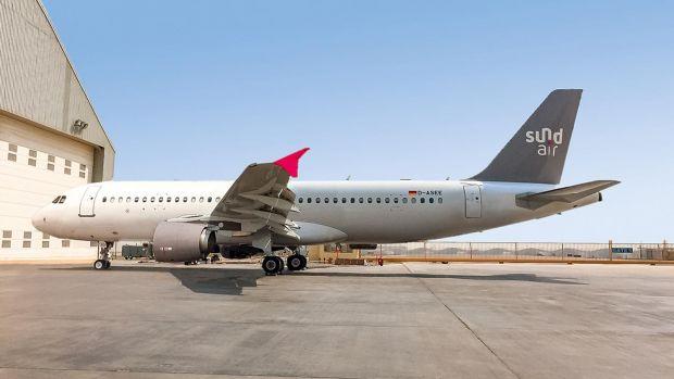Schauinsland Airline Zweite Sundair Maschine Fliegt