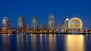 Vancouver is one of Canada's top destinations.