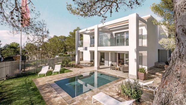 Funf Sterne Hotel Seven Pines Resort Ibiza Eroffnet Mit Grosser Feier
