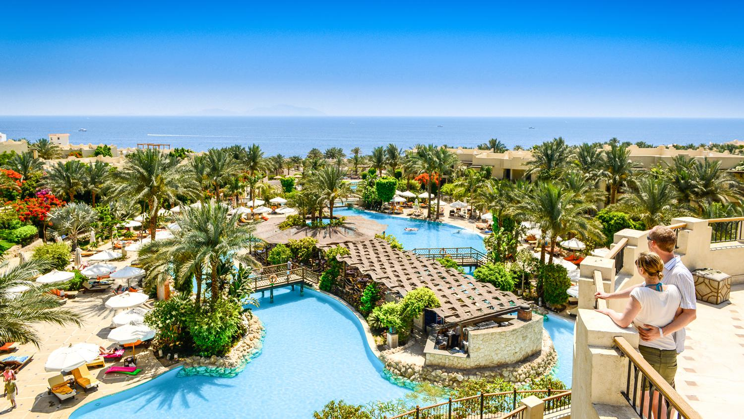 "Das ""The Grand Hotel Hurghada"" zählt zu den Red Sea Hotels."