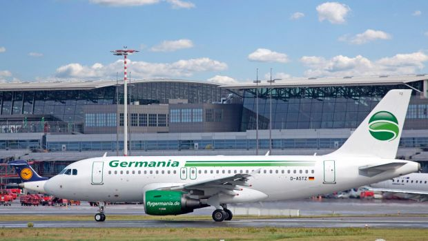 Germania is down and out after more than 30 years in business.