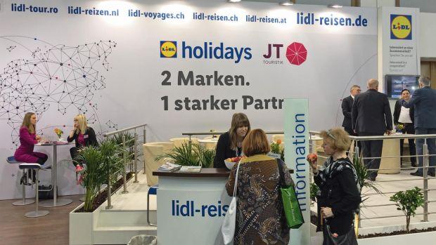 Jt Touristik Lidl Relaunches Insolvent German Tour Operator