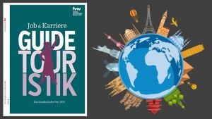 Job & Karriere Guide Touristik 2019 neu