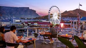Cape Town is one of South Africa's top tourist attractions