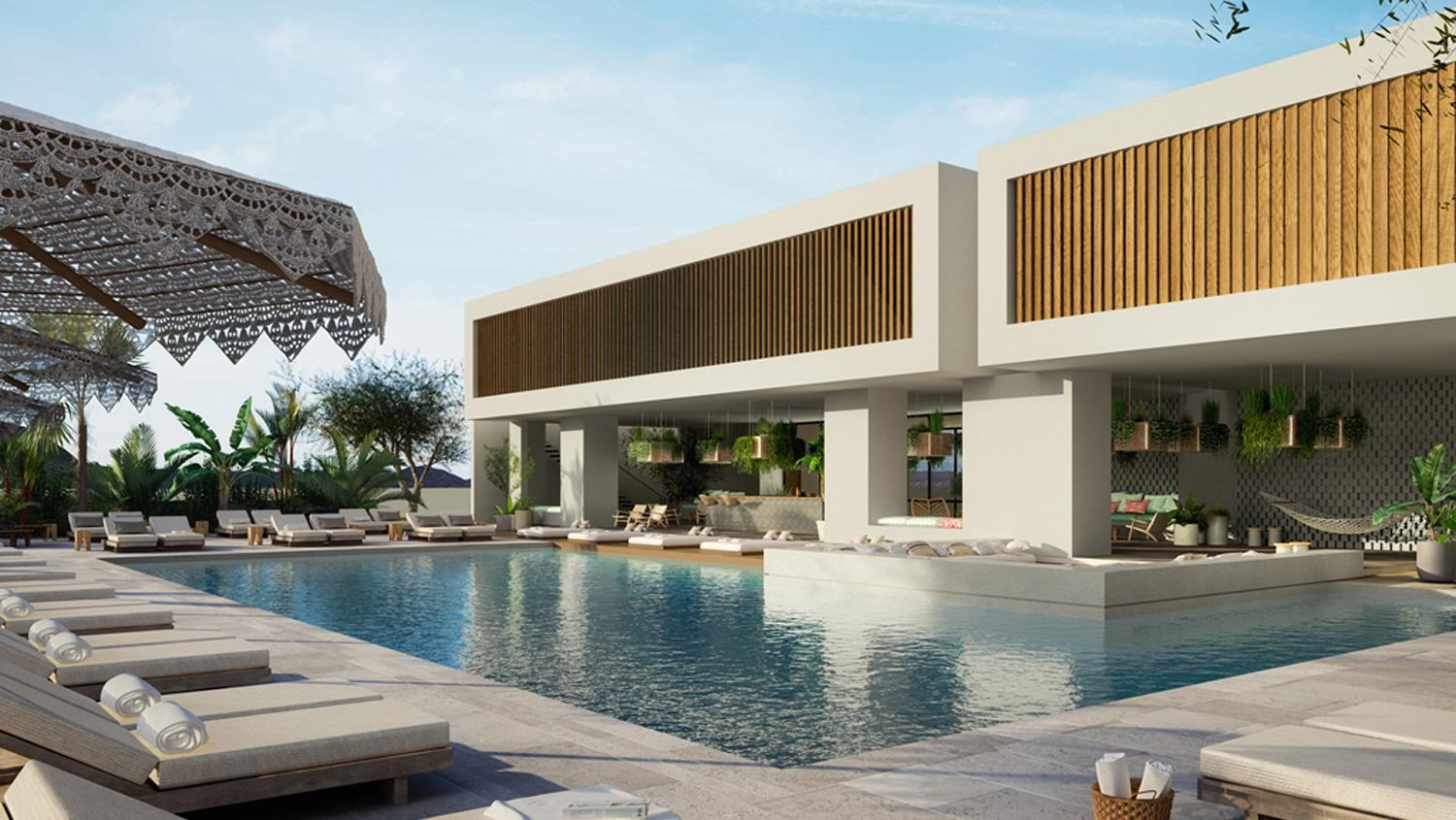 Thomas Cook's new Sunprime Pearl Beach resort on Kos