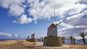 Porto Santo is an important winter destination for Olimar