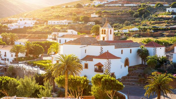 German bookings for Fuerteventura have slumped this year.