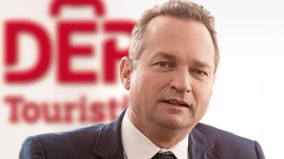 DER Touristik Group CEO Sören Hartmann has made another European acquisition.