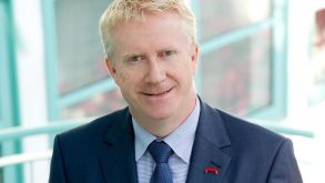 Kevin Keogh, Senior Vice President Marketing und Vertrieb bei DER Touristik