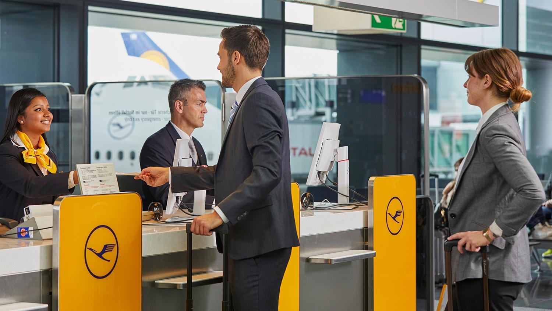 Lufthansa Group: Langstreckenflüge nur mit Handgepäck