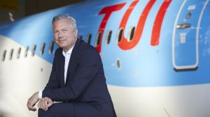 Oliver Lackmann, CEO TUIfly