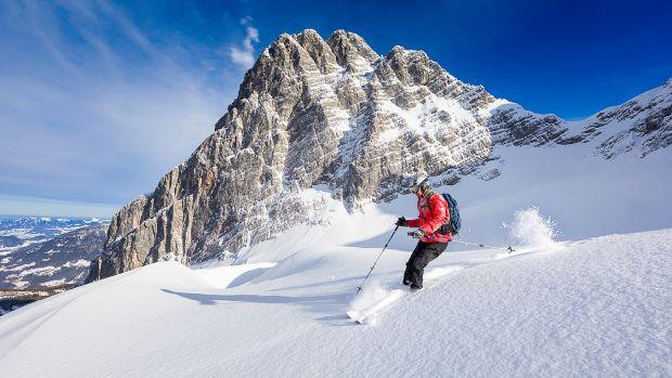 Skitourismus