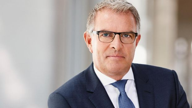 Lufthansa chief Carsten Spohr is changing the Eurowings strategy.