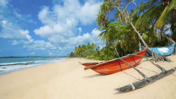 Sri Lanka wants to fill its beaches with visitors again.