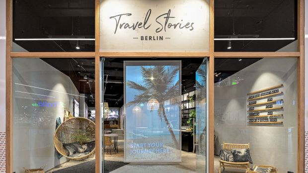 Thomas Cook's new-look Travel Stories store in Berlin