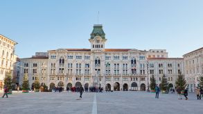 Trieste is the capital of Friuli Venezia Giulia and was the location for the fvw workshop Italy.