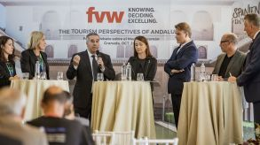 German tour operators discuss the potential for Andalusia at the fvw workshop in Granada.
