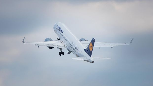 Lufthansa's A-320neo planes are among the most modern aircraft types.