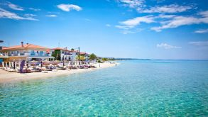 Greek destinations such as Chalkidiki want to welcome international visitors from July 1 onwards.