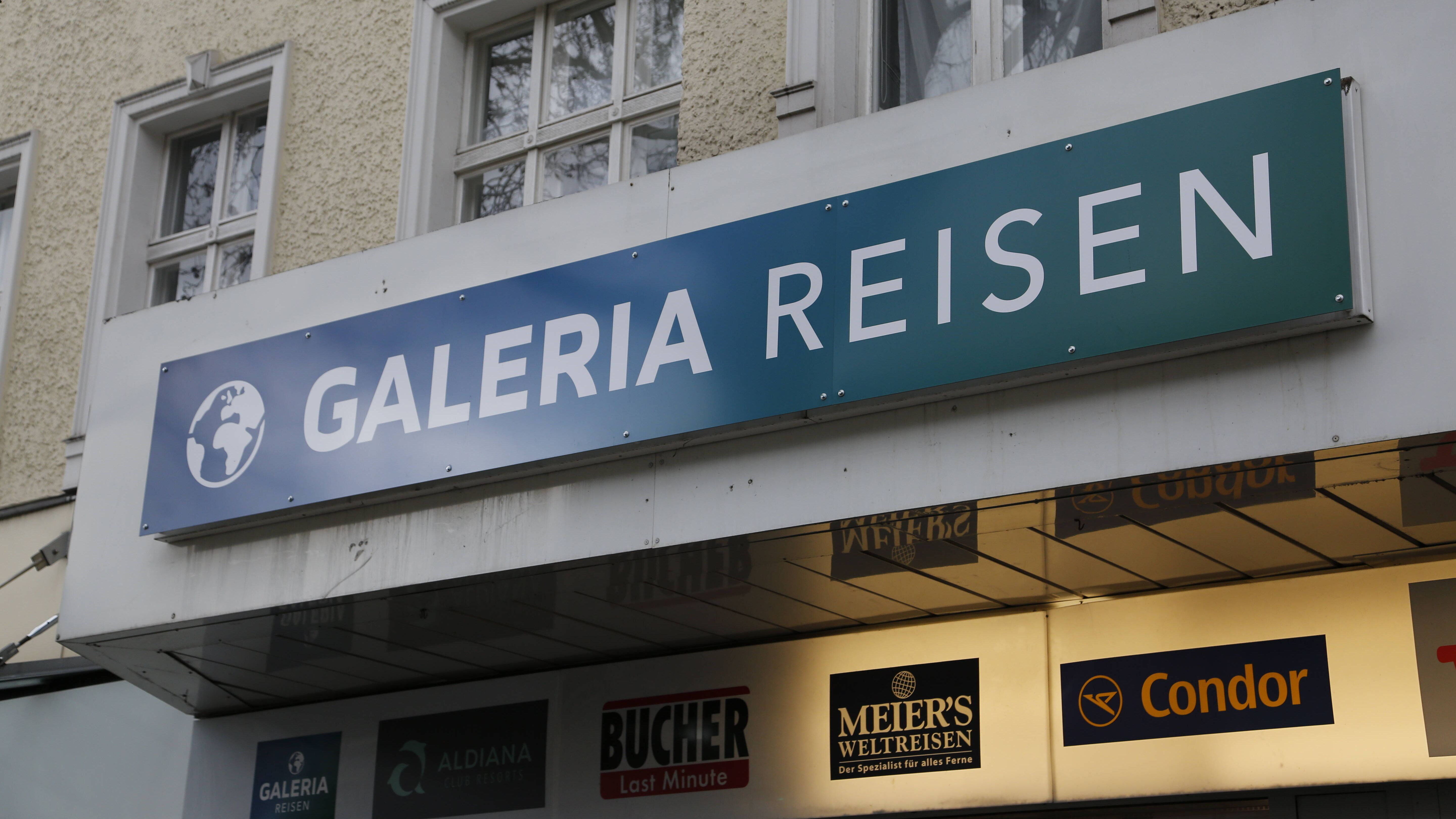 No future for Galeria Reisen: more than 100 travel agencies of department store chain Galeria Karstadt Kaufhof are facing closure soon.