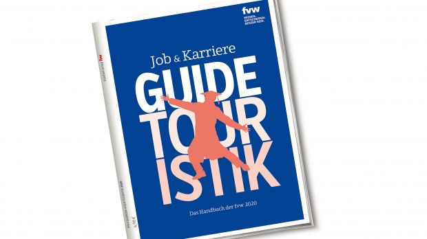 "Der ""Job & Karriere Guide"" 2020 erleichtert den Start in die Touristik-Branche."