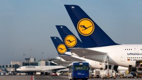 Lufthansa has parked 23 long-haul planes as demand tails off.