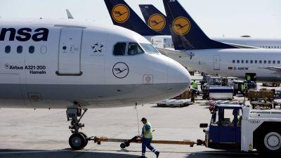 Fraport Abflug Lufthansa