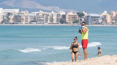 Playa de Palma nach Start des Pilotprojekts
