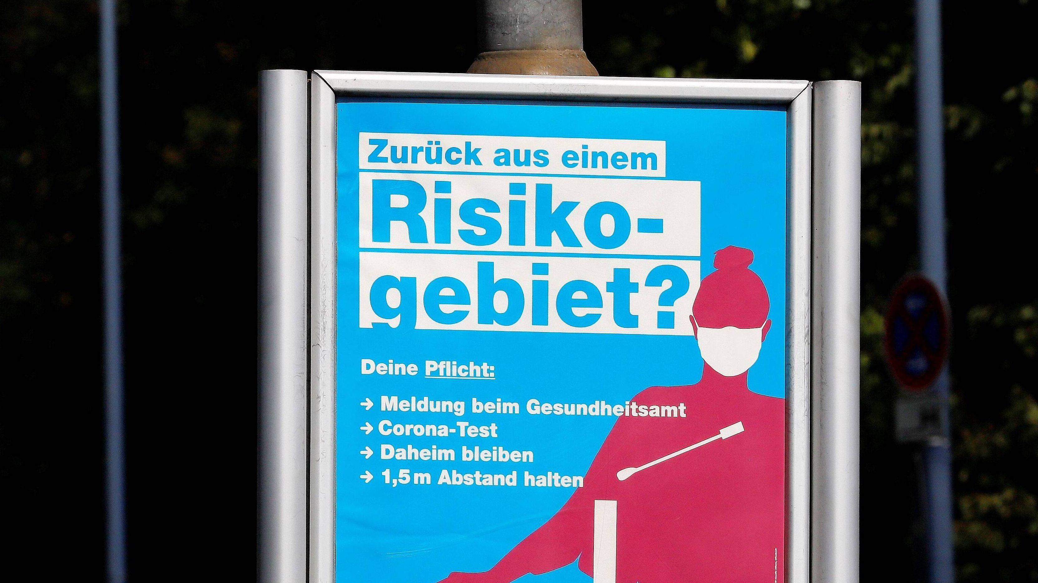 Tschechien, Luxemburg und Tirol nun Corona-Risikogebiete
