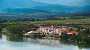 Riu Pravets in Bulgarien