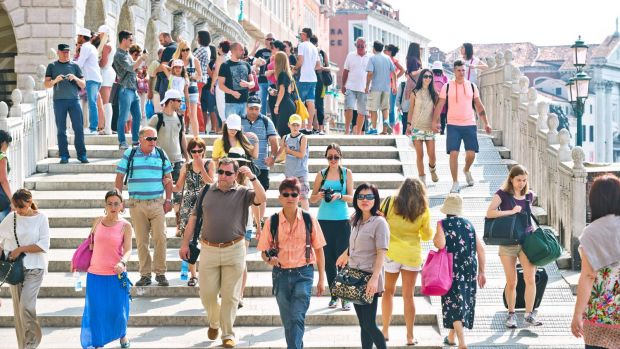 Venice is now suffering from 'undertourism' rather than overtourism.