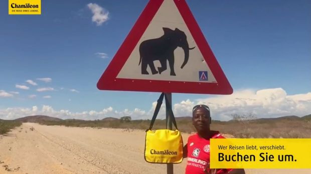 Stay safe – and come back soon: Tour guides from all over the world send their encouraging messages in a video compiled by German tour operator Chamäleon.