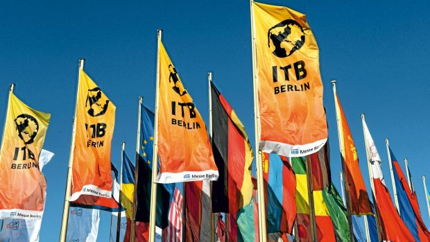 About 160,000 people attended ITB Berlin in 2019.
