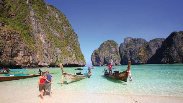 Thailand is ready to welcome more international tourists.
