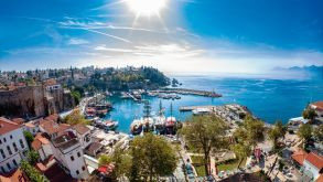 Good news for Antalya: The holiday region is one of four coastal destinations in Turkey profiting from the lift of the travel warning.