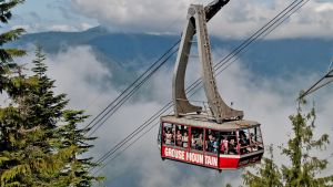 Grouse Mountain Kanada