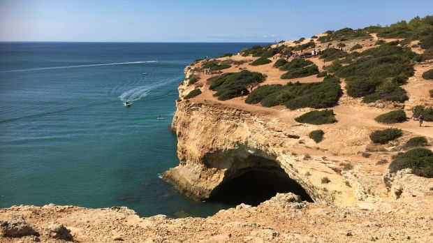 No more exception: The Algarve used to be a safe haven for German travellers but now the government issued a travel warning for whole Portugal except for its Atlantic archipelagos.