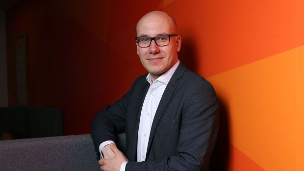 Stephan Erler, head of Easyjet in Germany, expects a better year for the airline in 2020/21.