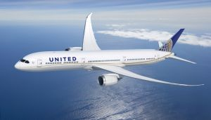 United Airlines Boeing 787-10 Dreamliner