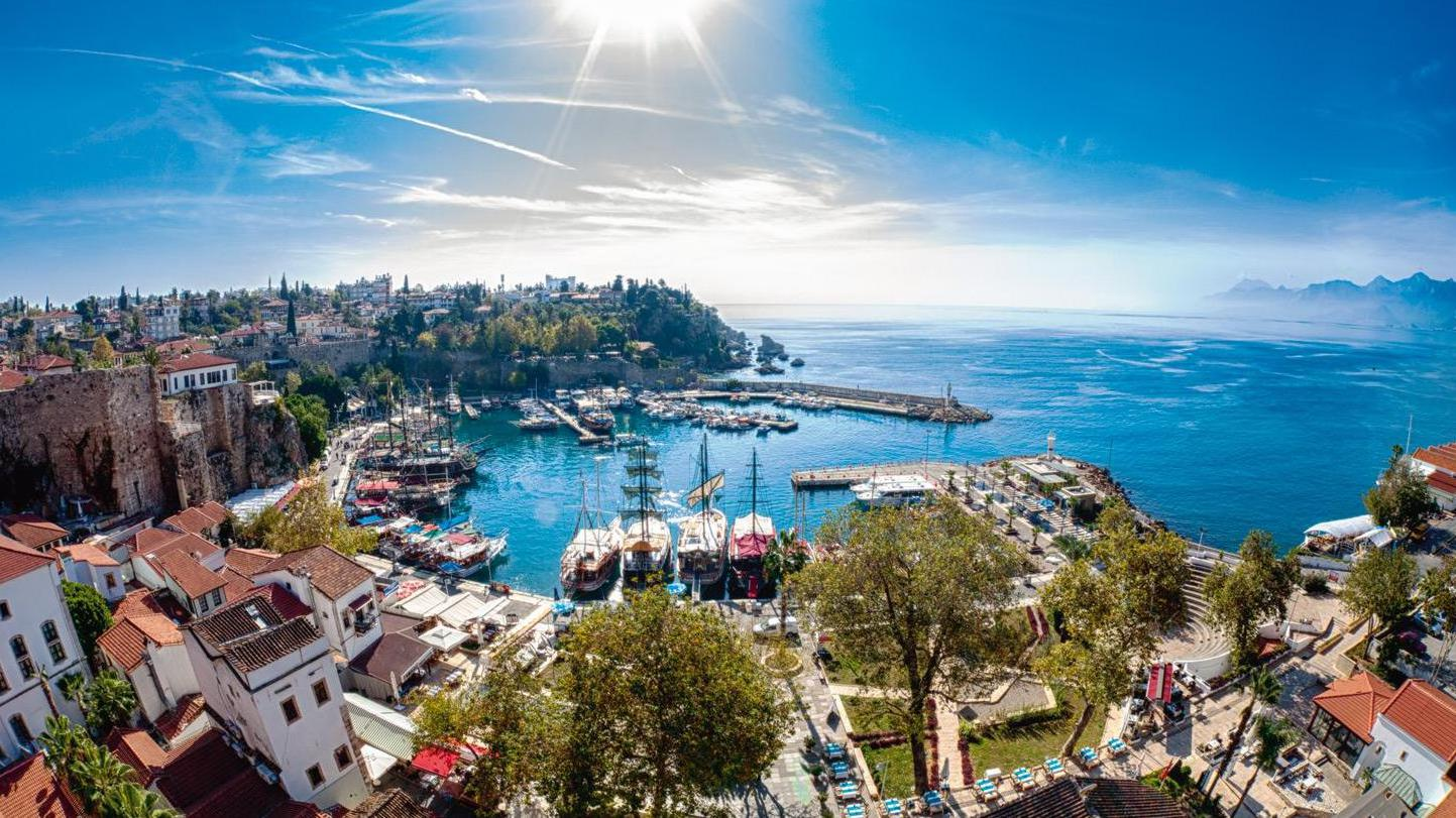 Positive outlook for 2021: According to tourism experts Turkish holiday destinations such as Antalya are looking forward to a strong comeback in the German source market,