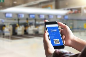 Making travel easier in times of pandemic: The new Lufthansa app Common Pass is now available on U.S. flights.