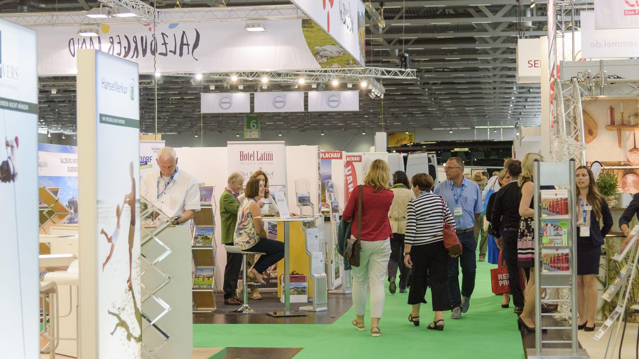 Die Group Travel Expo des RDA findet regelmäßig in Köln statt.