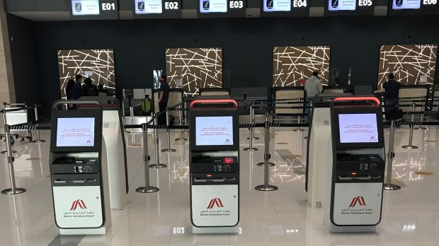 Sita-Technik für biometrische Zugangskontrollen am Bahrain International Airport
