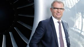"""A year of redimensioning and modernisation"": Lufthansa CEO Carsten Spohr."