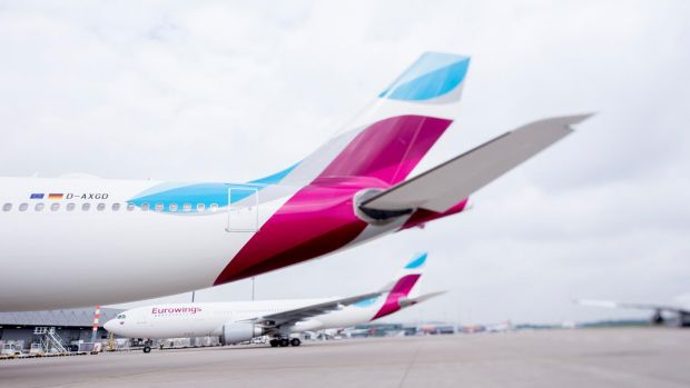 Eurowings Discover is Lufthansa's new long-haul leisure brand.