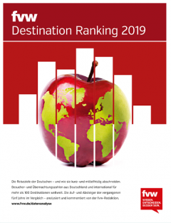 E-Paper Datenanalyse - Destination Ranking 2019