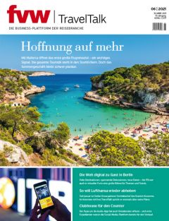 Cover fvw | TravelTalk 6/21 hochkant