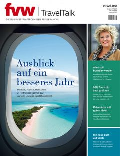fvw | TravelTalk 1/2 21Cover hochkant